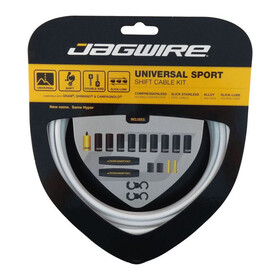 Jagwire Universal Sport Outer Brake Cable white